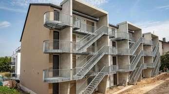 Die Nachfrage nach Immobilien ist unter anderem wegen der niedrigen Zinsen groß.