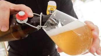 Dosenbier oder industrielle Flaschenbiere kommen dem 46-Jährigen Greifswalder Jan Evermann so gut wie nie ins Glas.