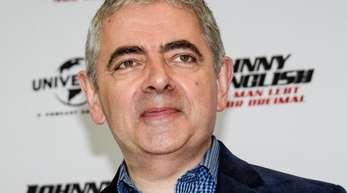 Rowan Atkinson macht weiter Späße.