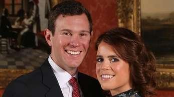 Prinzessin Eugenie und Jack Brooksbank wollen Ja sagen.