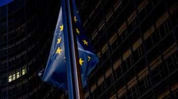 Hauptsitz der Europäischen Kommission in Brüssel: In den Brexit-Verhandlungen zwischen der EU und Großbritannien ist noch keine Lösung in Sicht.