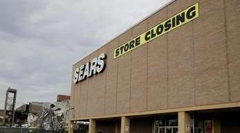 Sears-Geschäft kurz vor der Schließung in Overland Park im US-Bundestaat Kansas: Das vor 125 Jahren als Versandhändler gegründete Unternehmen war zeitweise der größte Handelskonzern der USA.