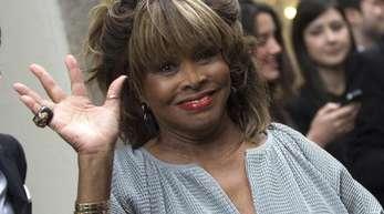 «My Love Story» heißt die neue Autobiografie von Tina Turner.