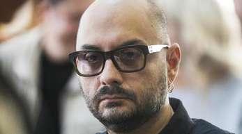 Der russische Regisseur Kirill Serebrennikow sitzt seit einem Jahr im Hausarrest.