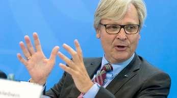 Martin Wansleben, Hauptgeschäftsführer des Deutschen Industrie- und Handelskammertages.