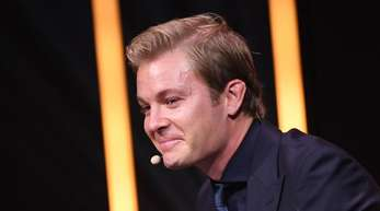 Nico Rosberg braucht kein Adrenalin mehr.