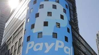 Die Erlöse bei Paypal nahmen um 14 Prozent auf 3,7 Milliarden Dollar zu.