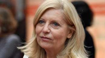 Sabine Postel beim Sommer- Branchentreff der Film- und Medienstiftung NRW.