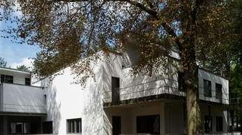 Das Haus Kandinsky und Klee ist eines der Meisterhäuser in Dessau.