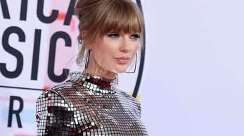 Taylor Swift bei der Verleihung der American Music Awards 2018.