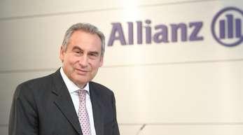 Der Vorstand für Lebensversicherungen der Allianz Deutschland AG, Markus Faulhaber.