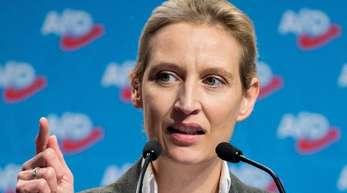 Eine Großspende bringt die AfD in Erklärungsnot. Im Zentrum der Diskussion: Alice Weidel.