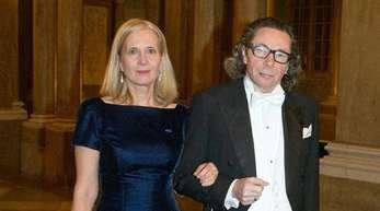 Der Fotograf Jean-Claude Arnault und seine Frau Katarina Frostenson, Mitglied der Schwedischen Akademie.