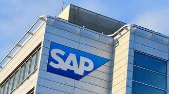 Unternehmenszentrale von SAP in Walldorf.