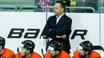 Marco Sturm ist der erfolgreichste Coach in der Geschichte des Deutschen Eishockey-Bundes.
