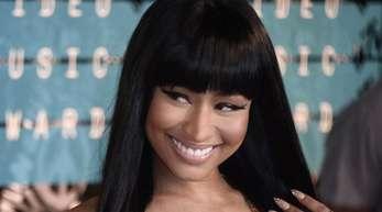 Nicki Minaj wurde bei den People's Choice Awards ausgezeichnet. Archivbild von 2015.