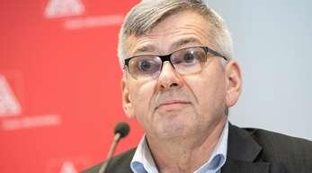 IG-Metall-Chef Jörg Hofmann.