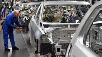 Das VW-Werk in Zwickau soll Europas größtes Kompetenzzentrum für Elektro-Fahrzeuge werden.