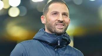 Schalke-Trainer Domenico Tedesco erhält beim FC Schalke 04 Rückendeckung.