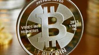Zu den bekanntesten Einsatzgebieten der Blockchain-Technologie zählt die Digitalwährung Bitcoin.