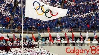 Die Bürger von Calgary votierten gegen eine Olympia-Bewerbung.