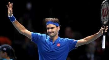 Roger Federer hat noch eine Chance, weiterzukommen.