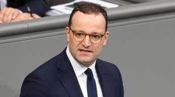 Bundesgesundheitsminister Jens Spahn kandidiert für den CDU-Vorsitz.