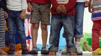 Kinder in einem Hamburger Kindergarten. Die Lebensqualität von Kindern in Deutschland ist stark durch die soziale Herkunft geprägt.