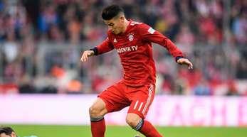 James Rodriguez wird dem FC Bayern München länger fehlen.