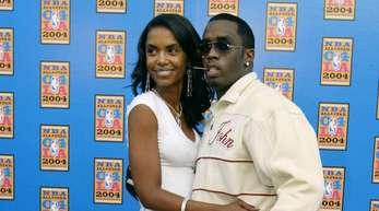 Kim Porter und Sean«Diddy»Combs im Jahr 2004. Drei Jahre später sollte sich das Paar trennen.