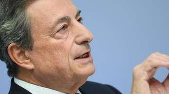 Einmal mehr mahnte Mario Draghi einheitliche Regeln für Banken und Kapitalmärkte an.