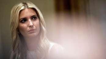 US-Präsident Trump hatte seine Tochter Ivanka als «Beraterin» ins Weiße Haus geholt.