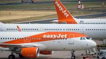 Easyjet hatte in Tegel einen Teil des Geschäfts der insolventen Air Berlin übernommen.