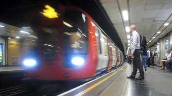 Siemens soll die Londoner U-Bahn erneuern.