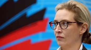 Rund 130 000 Euro in kleinen Teilen, bestimmt für Alice Weidel, kurz vor der Bundestagswahl 2017: Die AfD gerät dubioser Großspenden aus dem Ausland heftig unter Druck.