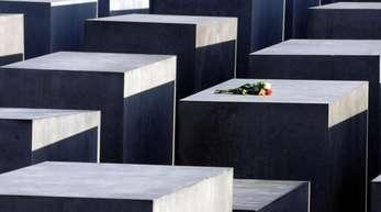 Das Denkmal für die ermordeten Juden Europas in Berlin.
