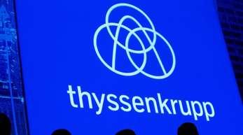 Thyssenkrupp will sich in zwei Teile spalten.