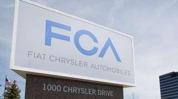 Zentrale von Fiat Chrysler in Auburn Hills im US-Bundesstaat Michigan.