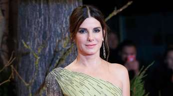 Sandra Bullock bei der Europapremiere des Horror-Thrillers «Bird Box» in Berlin.