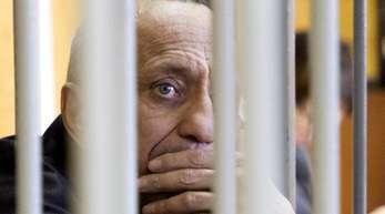 Der Angeklagte Michail Popkow soll fast 80 Frauen ermordet haben.