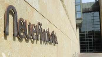 Die Neue Pinakothek in München wird umfaasend saniert.