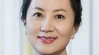 Meng Wanzhou drohen bei einer Verurteilung bis zu 30 Jahre Haft wegen «Verschwörung zum Betrug von Finanzinstitutionen».
