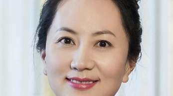 Meng Wanzhou, Finanzchefin von Huawei, kommt vorerst frei.