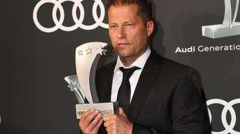 Der Schauspieler Til Schweiger bei den Audi Generation Awards in München.