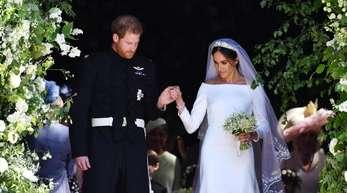 Die Hochzeit von Harry und Meghan war ziemlich angesagt.