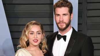 Liam Hemsworth hat die Tiere von Miley Cyrus gerettet.