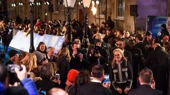 Meryl Streep bei der Premiere von «Mary Poppins' Rückkehr» in London.