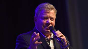 William Shatner macht sich für «Baby, It's Cold Outside» stark.