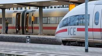 Die EVG hatte am Montag zu einem Warnstreik aufgerufen, der den Zugverkehr in weiten Teilen Deutschlands lahmlegte.