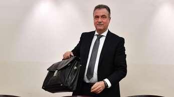 Claus Weselsky, Chef der Lokführergewerkschaft GDL. Der Tarifkonflikt bei der Bahn schwelt weiter.
